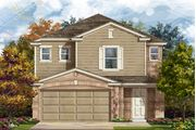 Plan 2488 - Amber Creek: San Antonio, TX - KB Home