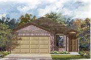 Plan 1340 Modeled - Amber Creek: San Antonio, TX - KB Home