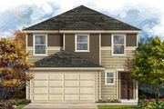 Heritage 1601 - Mustang Valley- Heritage Collection: San Antonio, TX - KB Home