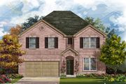Plan 3125 - Caprock: New Braunfels, TX - KB Home