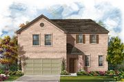 Plan 2502 Modeled - Caprock: New Braunfels, TX - KB Home