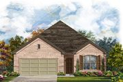 Plan 1852 - Caprock: New Braunfels, TX - KB Home