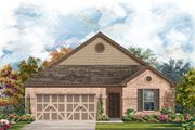 Plan 2243 - The Oaks at Cobblestone: San Antonio, TX - KB Home