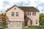 Plan 2502 - The Oaks at Cobblestone: San Antonio, TX - KB Home