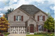 Plan 2755 - The Oaks at Cobblestone: San Antonio, TX - KB Home
