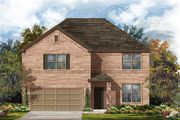 Classic 3417 - Northeast Crossing- Classic Collection: San Antonio, TX - KB Home