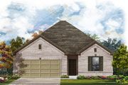 Plan 1675 - Caprock: New Braunfels, TX - KB Home
