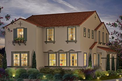 The Courtyards at Oak Place by KB Home in Santa Cruz California