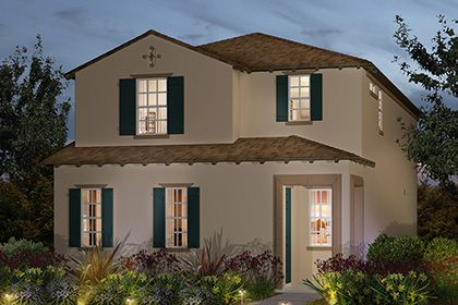 The Courtyards at Oak Place by KB Home in San Jose California