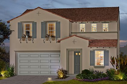 The Villas at Oak Place by KB Home in San Jose California