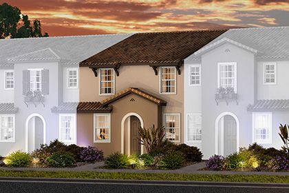The Village at Abella by KB Home in Oakland-Alameda California