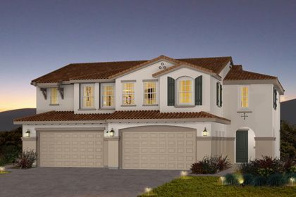 Paseo Seville by KB Home in San Jose California