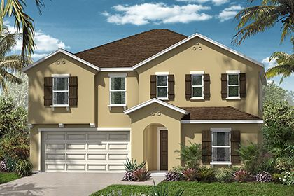 Southgate by KB Home in Tampa-St. Petersburg Florida