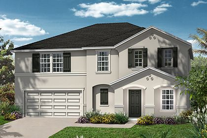 Ibis Cove II at South Fork by KB Home in Tampa-St. Petersburg Florida