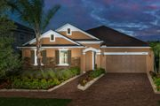 homes in Ibis Cove II at South Fork by KB Home