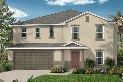 Ibis Cove I at South Fork by KB Home in Tampa-St. Petersburg Florida