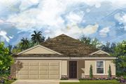 Plan 1865 Modeled - Emerald Oaks: Brandon, FL - KB Home