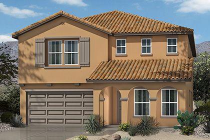 house for sale in Presidio Porvenir at Rancho Sahuarita by KB Home