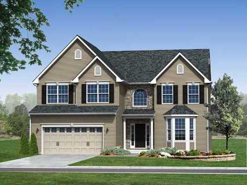 Trio Fields - Single Homes by Kay Builders in Allentown-Bethlehem Pennsylvania