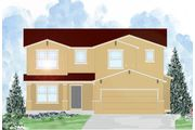 Crestone II - Cordera: Colorado Springs, CO - Keller Homes