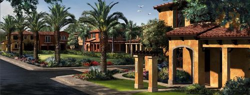 Villa Diamante by Kennedy Homes in Palm Beach County Florida