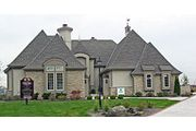 The Calais Courtyard - Preserve at Chapel Hill: Brookfield, WI - Homes by Chapel Hill, LLC
