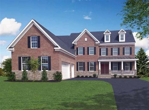 The Reserve at Brightwell Crossing by Kettler Forlines Homes in Washington District of Columbia