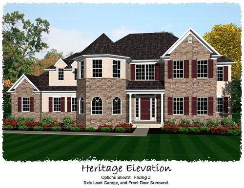 house for sale in Whisper Run by Keystone Custom Homes, Inc.