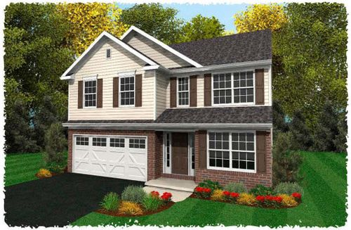 Kensington by Keystone Custom Homes, Inc. in York Pennsylvania