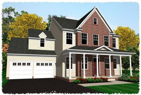 Castleton by Keystone Custom Homes, Inc. in Lancaster Pennsylvania