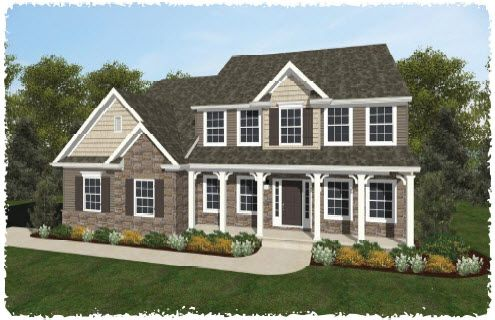 Anglesea by Keystone Custom Homes, Inc. in Lancaster Pennsylvania