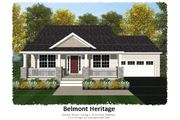 Belmont - Anglesea: Leola, PA - Keystone Custom Homes, Inc.