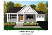 Carlton - Ivy Ridge: Harrisburg, PA - Keystone Custom Homes, Inc.