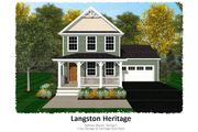 Langston - Ivy Ridge: Harrisburg, PA - Keystone Custom Homes, Inc.