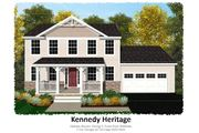 Kennedy - Ivy Ridge: Harrisburg, PA - Keystone Custom Homes, Inc.