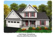Dawson - Whisper Run: York, PA - Keystone Custom Homes, Inc.