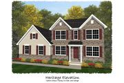 Mansfield - Whisper Run: York, PA - Keystone Custom Homes, Inc.