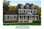 Hamilton - Louise Estates: Port Deposit, MD - Keystone Custom Homes, Inc.