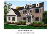 Lincoln - Louise Estates: Port Deposit, MD - Keystone Custom Homes, Inc.