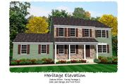 Solomon - Louise Estates: Port Deposit, MD - Keystone Custom Homes, Inc.
