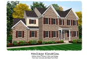 Oxford - Louise Estates: Port Deposit, MD - Keystone Custom Homes, Inc.