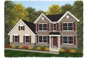 Mansfield - Ivy Ridge: Harrisburg, PA - Keystone Custom Homes, Inc.