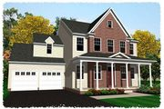 Castleton by Keystone Custom Homes, Inc.
