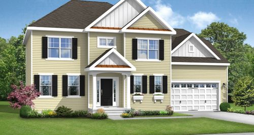 Wagamons West Shore by Kincade Homes in Sussex Delaware