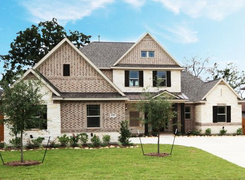 Castlegate II by Kinsmen Homes in Bryan-College Station Texas