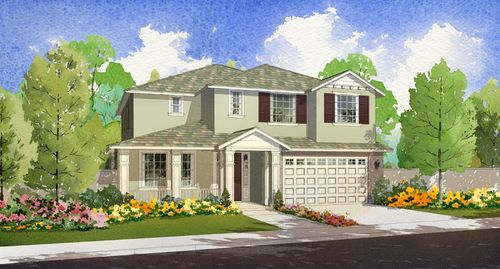 Waterscape at The Lakes by Kiper Homes in Oakland-Alameda California