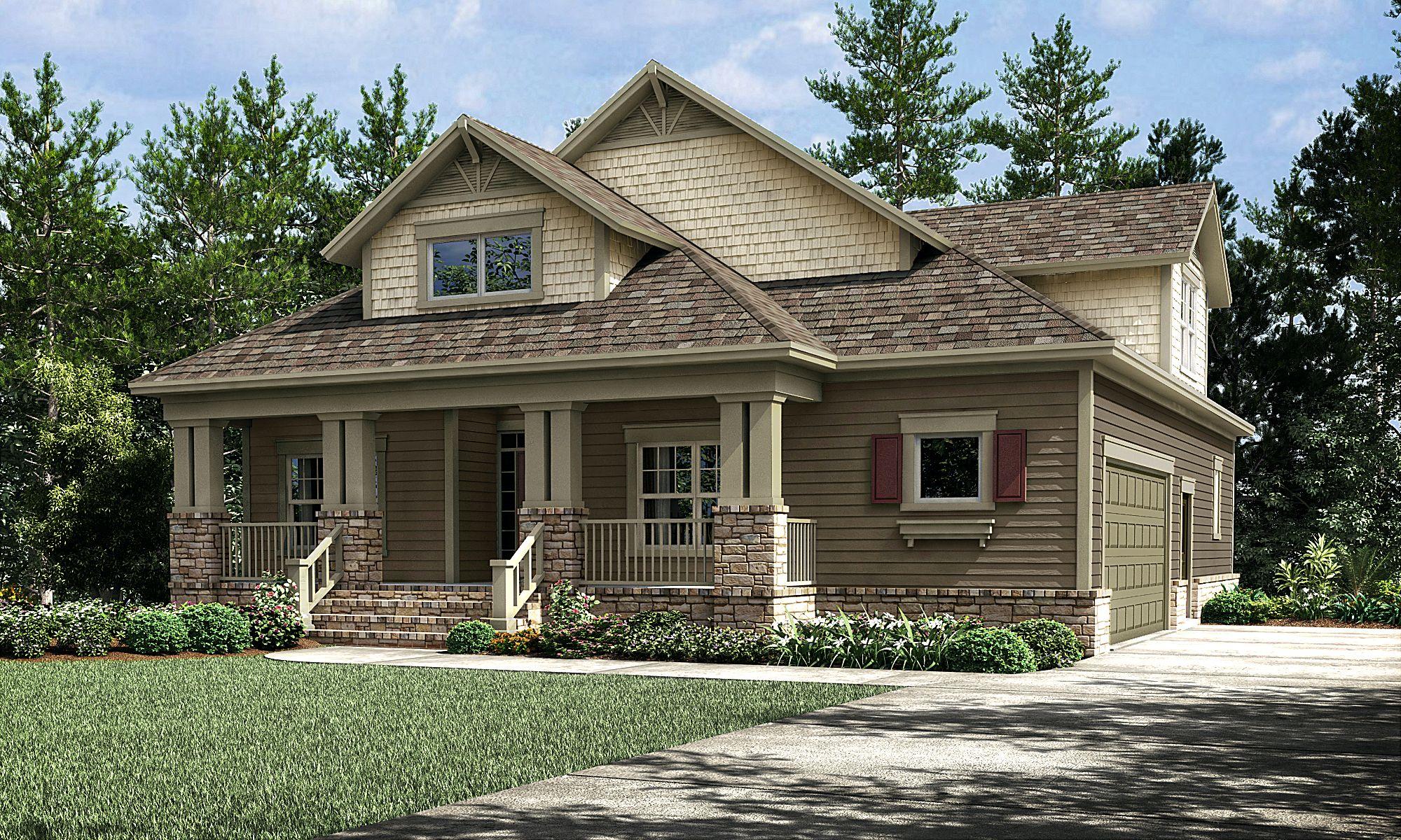 Kirbor homes parkway estates bridgewater 1170823 Modern homes for sale in virginia