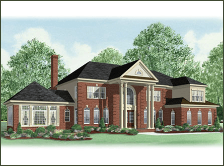 house for sale in Governor's Reserve by Koch Homes