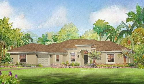 Tres Belle by Kolter Homes in Martin-St. Lucie-Okeechobee Counties Florida