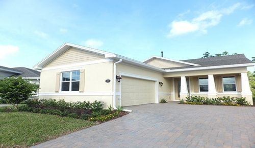 Cresswind at Victoria Gardens by Kolter Homes in Daytona Beach Florida
